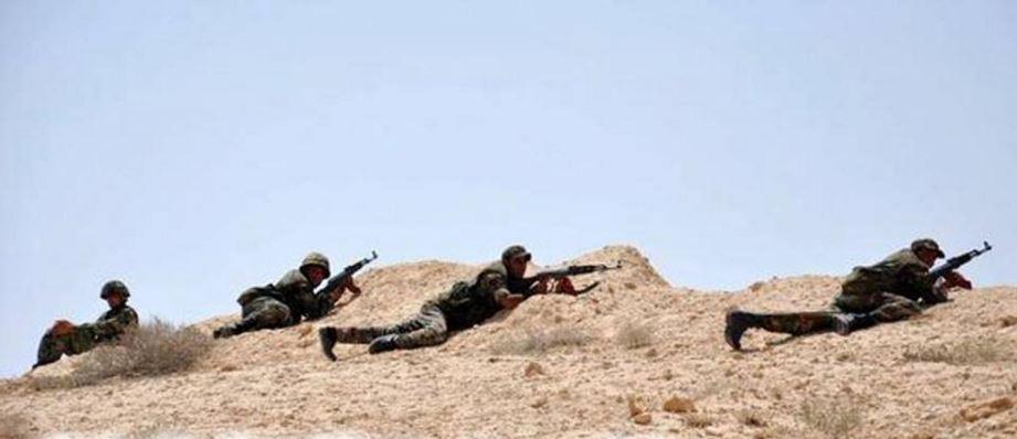 Syrian Army Foils Major ISIS Assault on Deir Ezzor Hospital