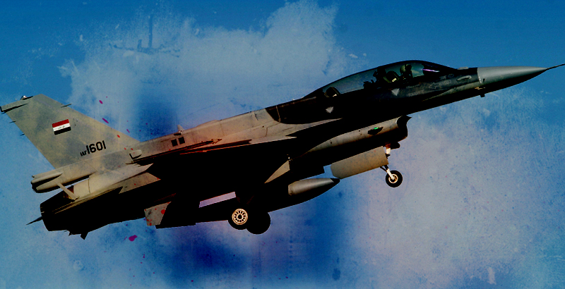 Iraqi Air Force's Airstrike Killed ISIS Governor in Mosul