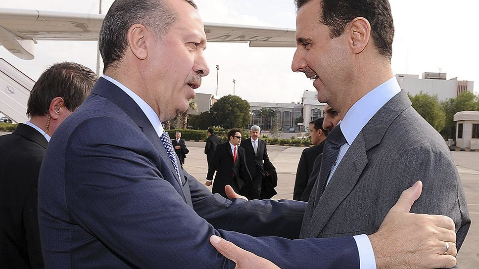 High-Level Turkish Officials to Meet with Bashar Assad - Report