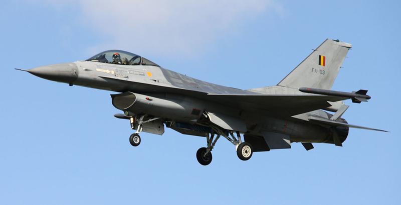 Russian Defense Ministry: Russian & Syrian Radars Prove Belgian Jets Struck Syrian Village
