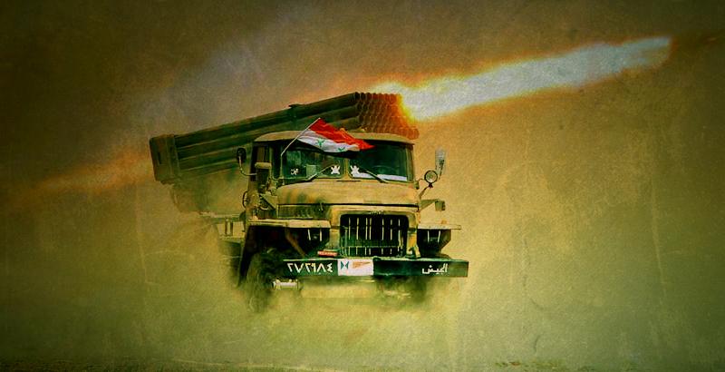 ミサイル - シリア