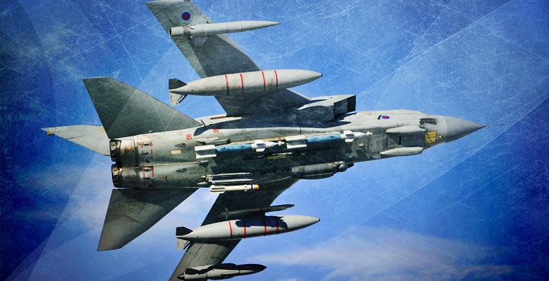 "UK Air Force Pilots Ordered To Shoot Down ""Hostile"" Russian Jets Over Syria"