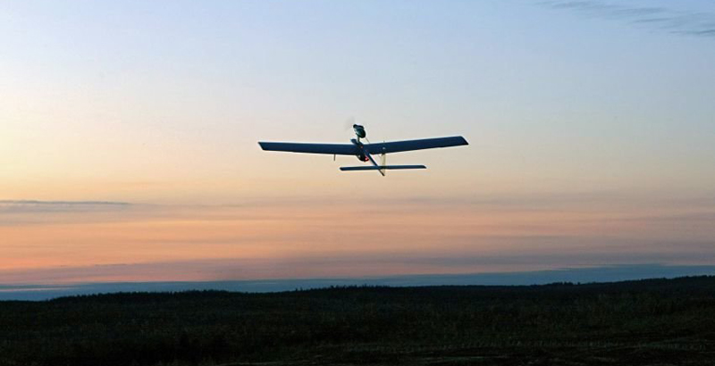 Photo of Russian Secret Drone Published Online