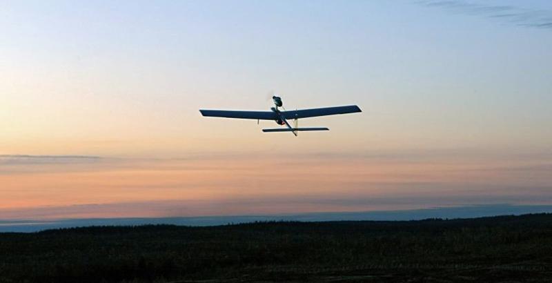 Photo of Russian Secret Drone Published Online