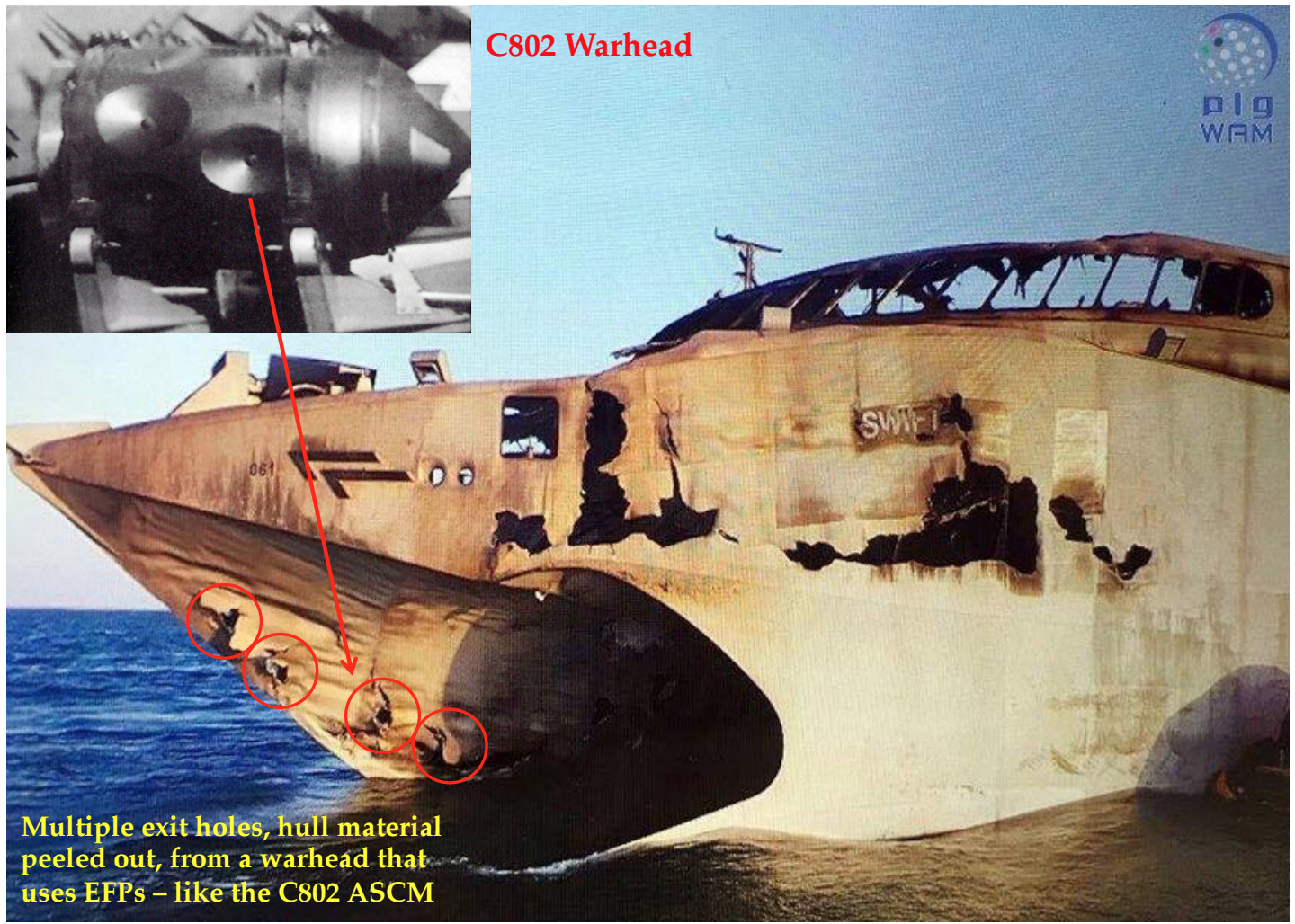 New Facts about Yemen Missile Attack on USS Mason: US Ship Fired 3 Missiles to Defend Itself
