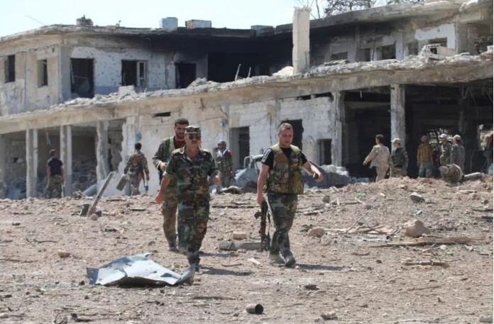 Syrian Army Captures More Territory in East Aleppo