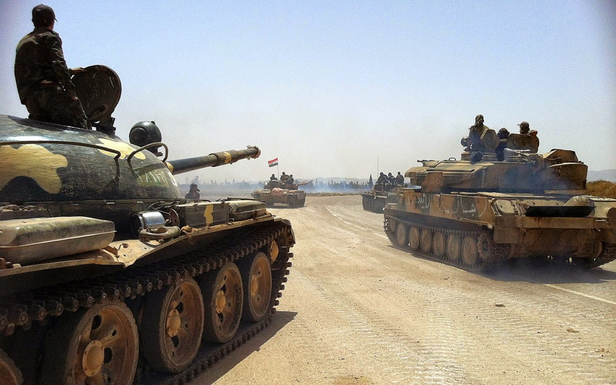 Syrian Army, Hezbollah Capture more Points in Southern Aleppo
