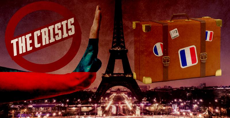 Dissensions in France because of Vladimir Putin