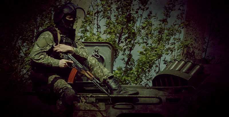 Donbass: Ukraine Concentrates Military Hardware near Borders of Luhansk People's Republic