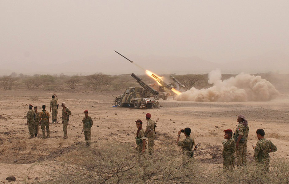Yemeni Missile Hits Saudi Military Base in Asir Province