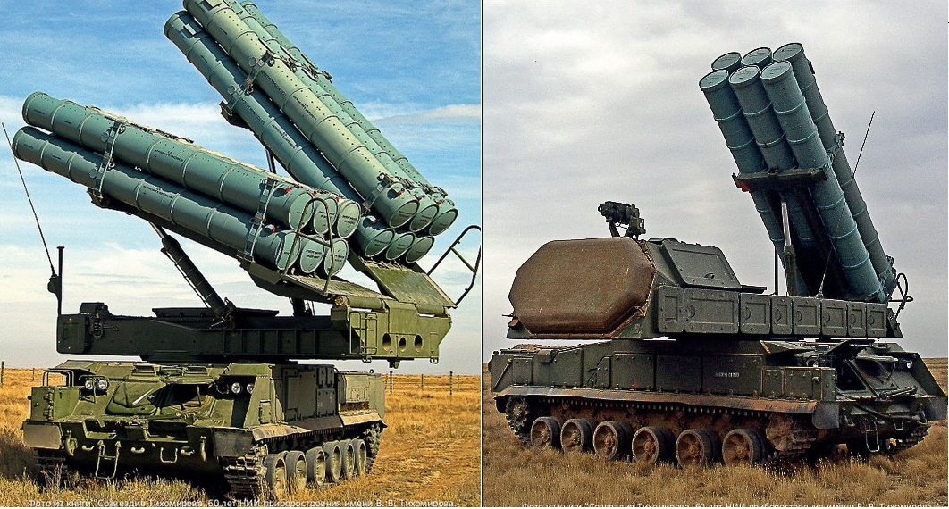 Egypt to Buy Newest Russian BUK-M3 Air Defense Systems