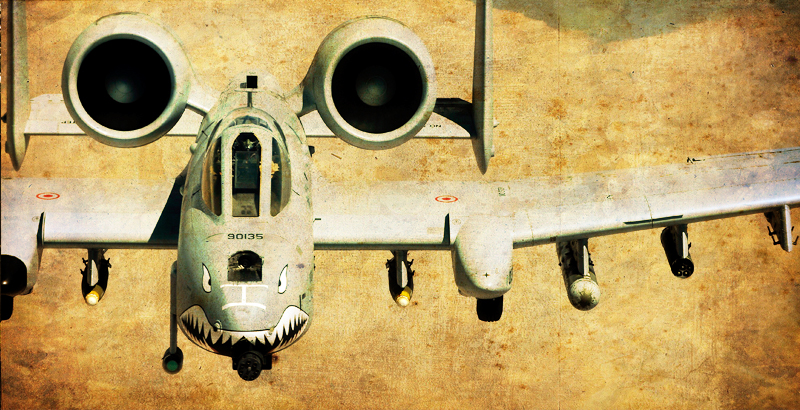 US Warplanes Ingore ISIS Convoys Fleeing Mosul - Report