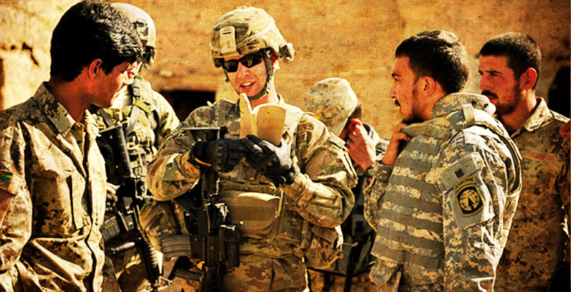 44 Afghan Soldiers Went Missing from Military Bases in the US During Their Training