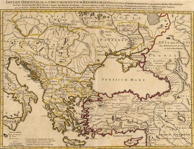 The Balkans And The Middle East: Byzantine Heritage And Realism