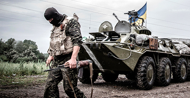 DPR Command: Non-Combat Losses of Ukrainian Armed Forces Reached 110 People for Week