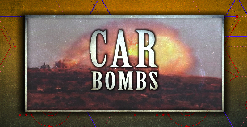 Vehicle-Borne Improvised Explosive Devices And Means To Combat Them