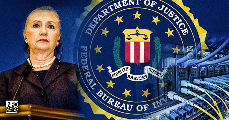 FBI REOPENED HILLARY CLINTON INVESTIGATION: Devastating New Info Causing Internal Struggle at FBI