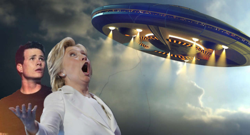 I Want to Believe - WikiLeaks Publishes Cryptic Clinton Campaign's Emails about UFO