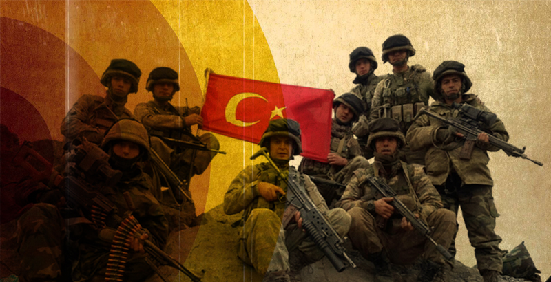 """Turkey-backed Militants Temporarly Stopped Advance on Kurdish YPG in Northern Syria due to """"International Reasons"""""""
