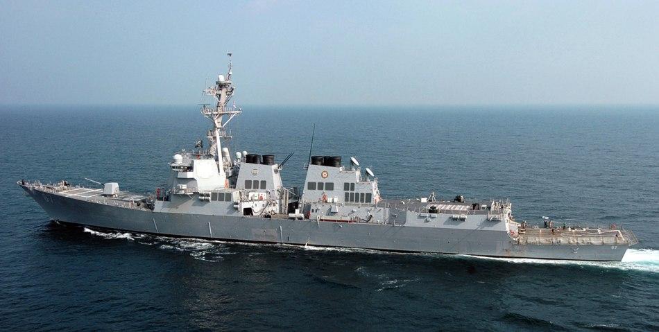 US Navy Destroyer Came Under Missile Attack Off Yemen Coast
