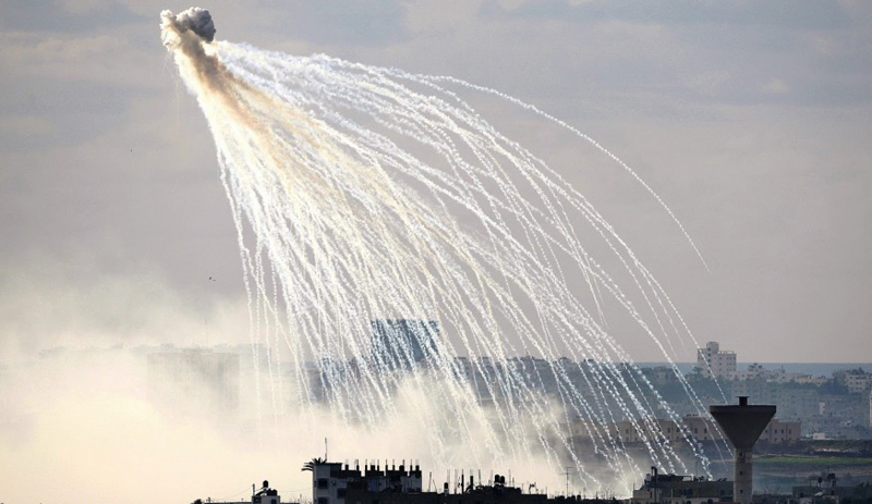 Amnesty Allows US-led Coalition to Use Phosphorus in Iraq if 'It Absolutely Necessary'