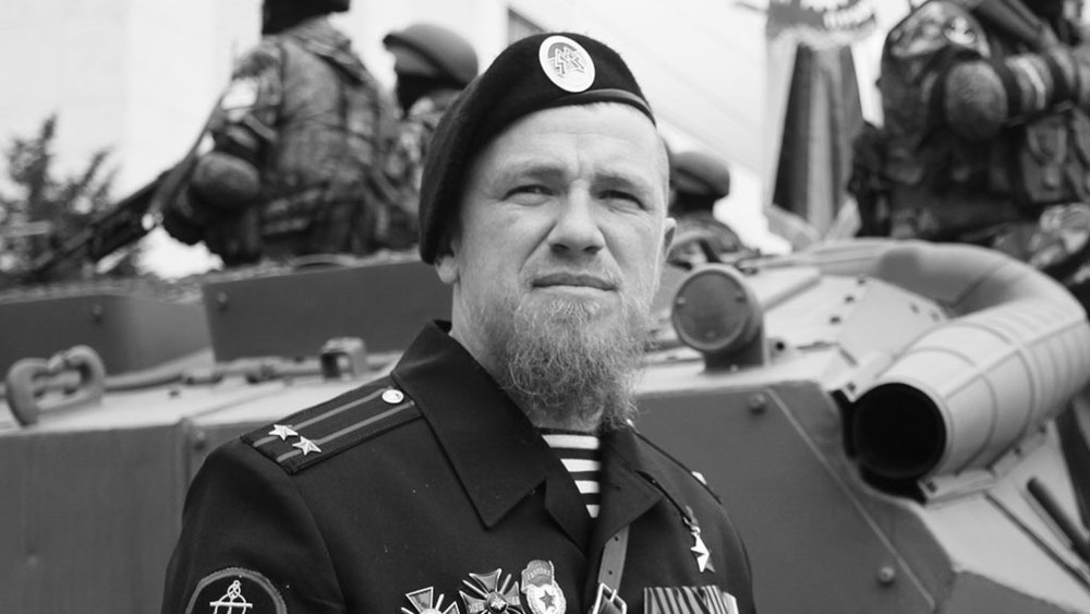 "BREAKING: Legendary DPR Commander ""Motorola"" Killed In Donbass"