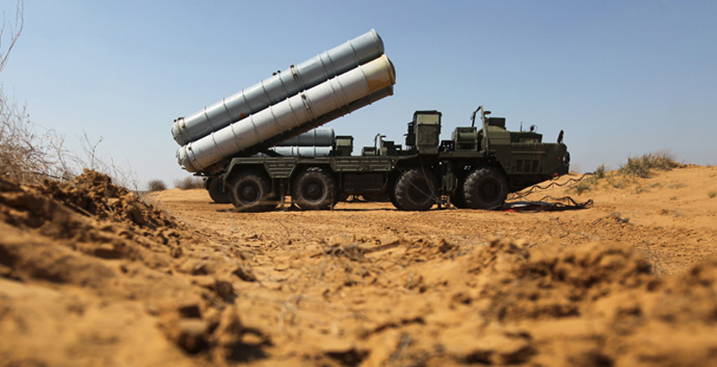 "US Defense Official:  ""We Are Not Sure If Any of Our Aircraft Can Defeat the S-300"""