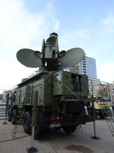 Krasukha-4 in Syria: One Year of Electronic Shield over Hmeymim Airbase