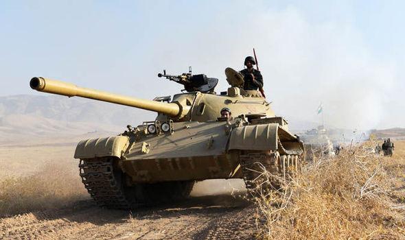 Kurdish Peshmerga Seizes Bashiqa Town near Iraq's Mosul