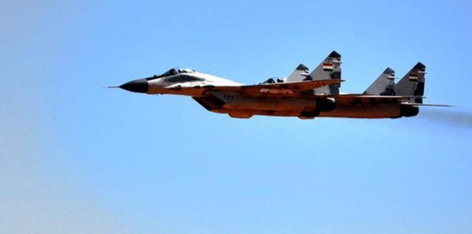 Ten Militants Killed and Dozens Injured in Renewed Air Strikes Outside Aleppo City