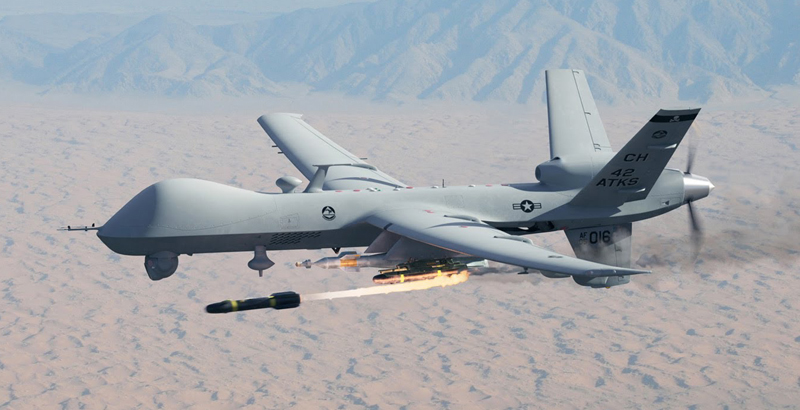 US Air Force Investigates Classified Computer Network Outage at Drone Base