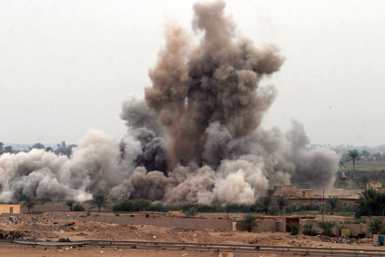 US-led Coalition Air Strike Kills 15 Women in Kirkuk - Report