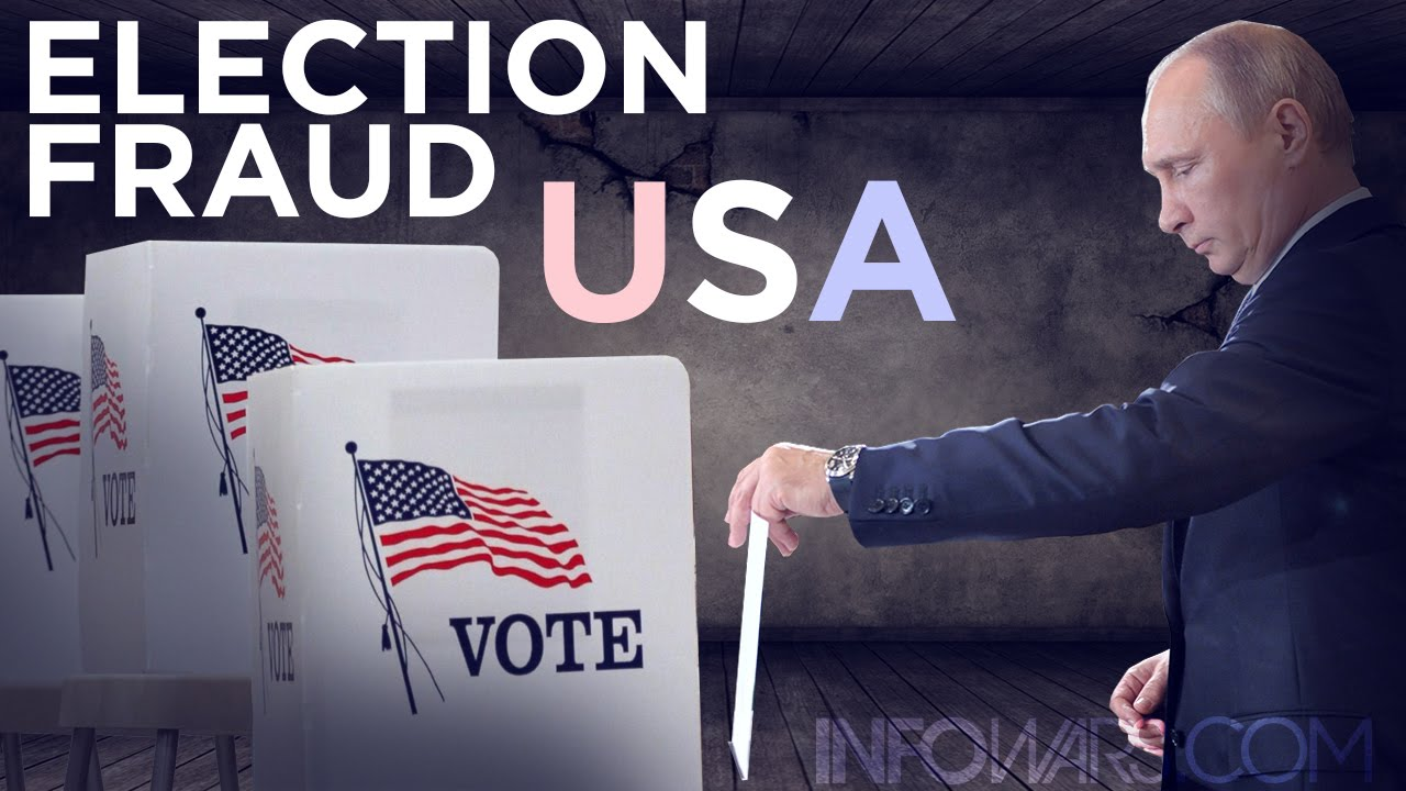 Rain of Election Fraud Accusations in United States
