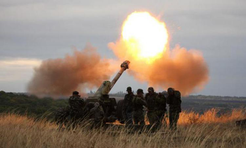 Ukrainian Armed Forces Attacked DPR Positions in Southern Sector of Front