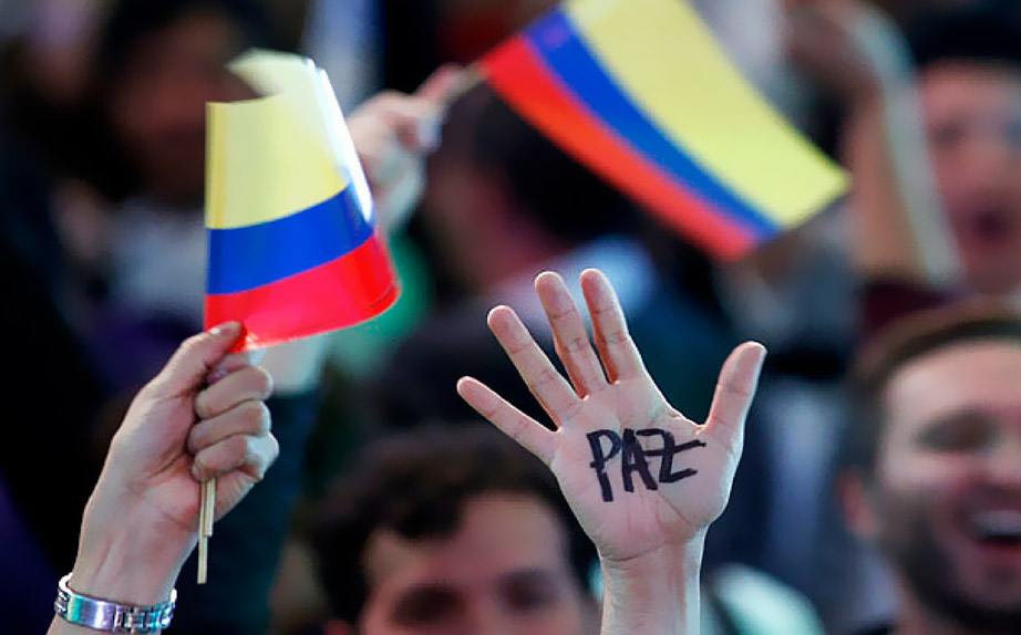 About Peace Process in Colombia