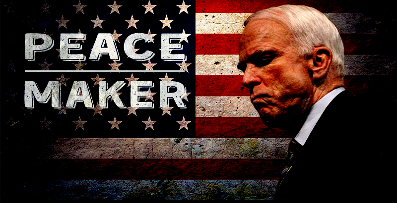 McCain Calls to Down Russian and Syrian Aircraft to 'Make Peace' in Syria