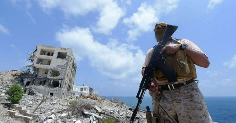 UAE-backed Forces Capture Most Of Aden City In Southern Yemen, Besiege Pro-Hadi Forces