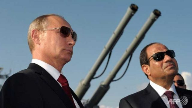 The Possible Russian Military Base In Egypt And Global Oil Market Redistribution