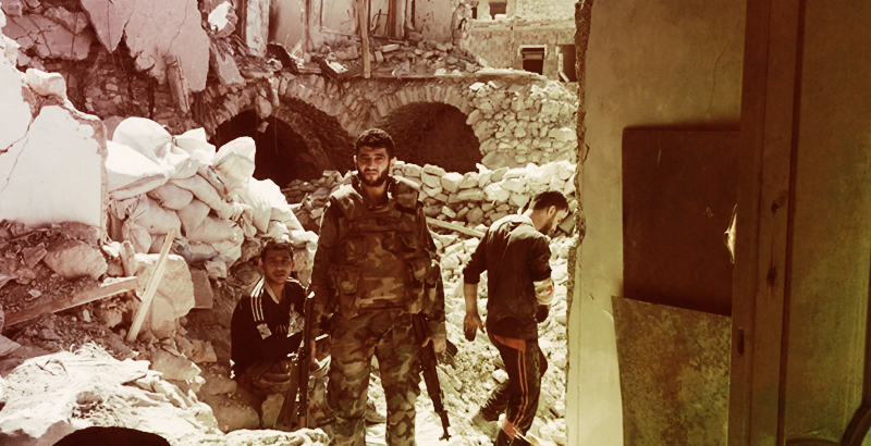 Govt Forces Launch Fresh Advance in Damscus' Eastern Ghouta