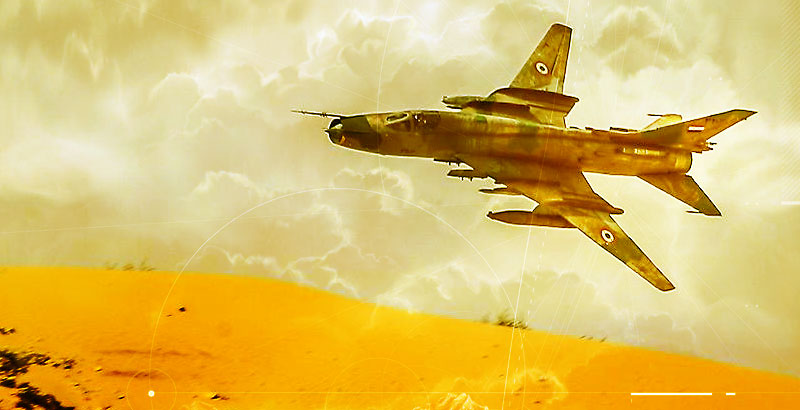 Syrian Air Force's Raids in Southern Aleppo: Terrorists Suffer Heavy Losses