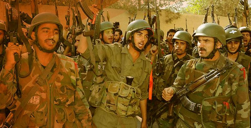 Syrian Army Wins Back Key Industrial Site in Western Damascus