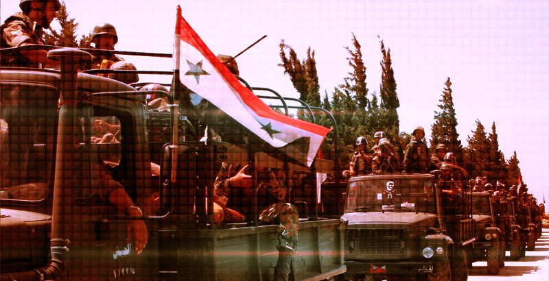 Syrian Army Reinforces Its Defense Lines in Aleppo Ahead of Terrorists' Offensive