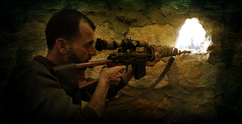 'Moderate' Snipers Do Not Let Civilians to Leave Eastern Aleppo