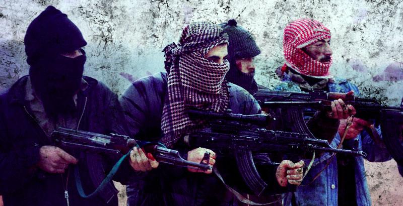 Infighting Between Terrorist Groups Flares Up in Idlib