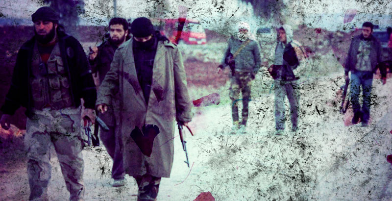 400 Militants to Leave Qodsiyeh Town in Damascus in Next 3 Days