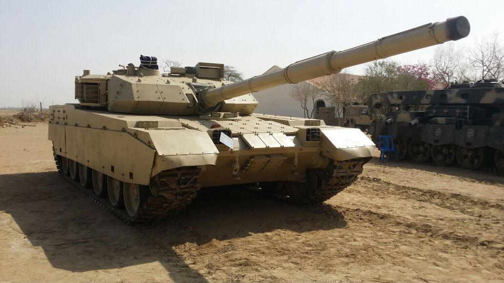 China created VT5 new tank?