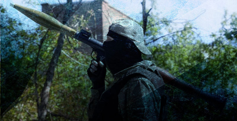 Ukrainian Troops Began to Fight Each Other