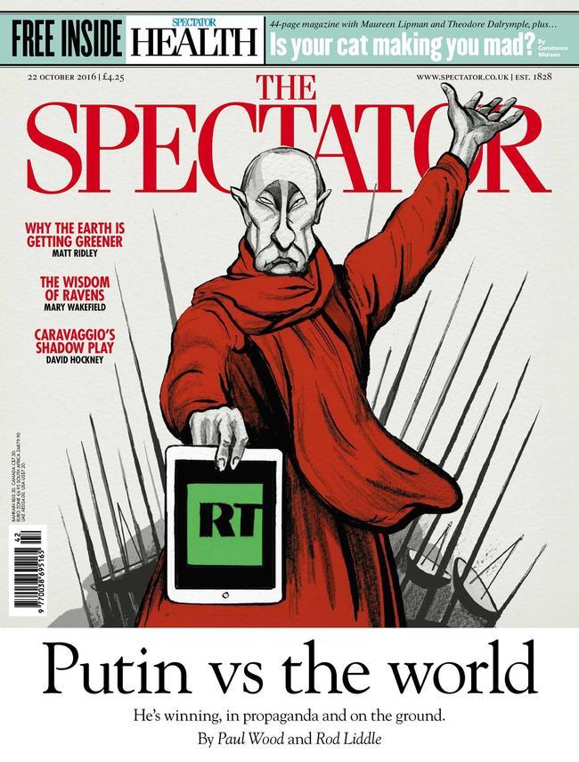 Russia's Irresistible Propaganda... or Not?