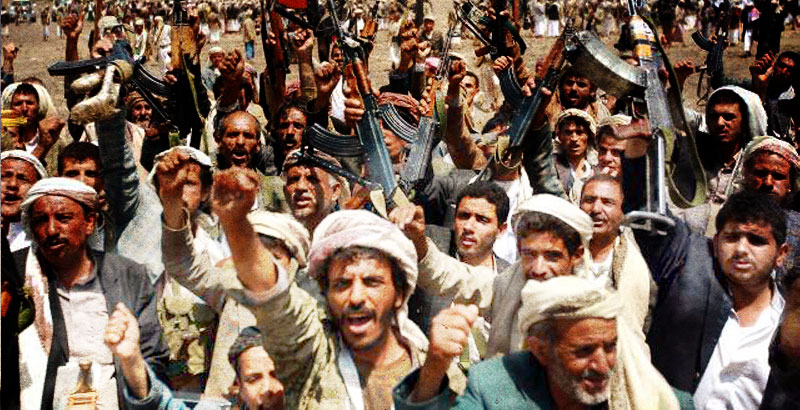 Houthi-Saleh Alliance Attacks Saudi Military Base in Jizan, Saudi Soldiers Fail to Storm Area near Najran (Graphic Video)