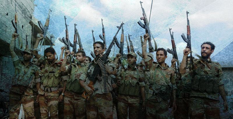 Houthi-Saleh Alliance Captures Saudi Military Base (Video)
